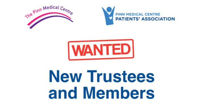 We're looking for new Trustees
