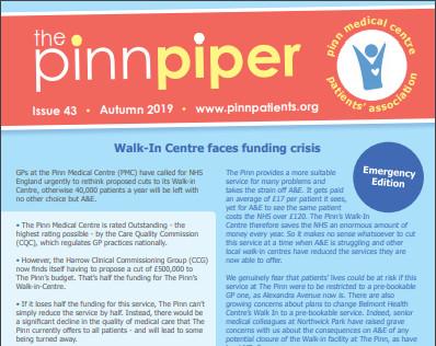Autumn Pinn Piper Published